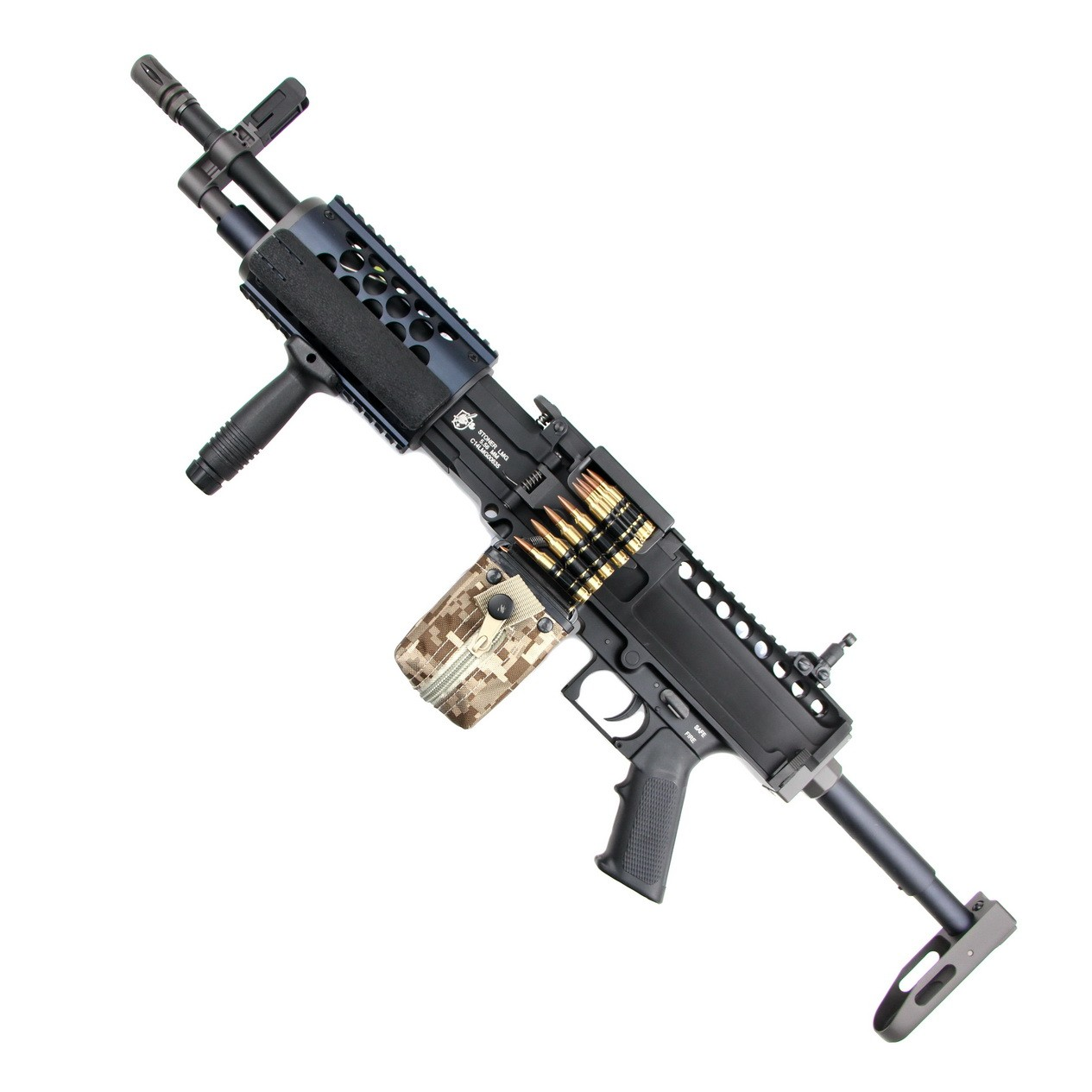 Classic Army LMG CA063 SAW (Sqaud Automatic Weapon)