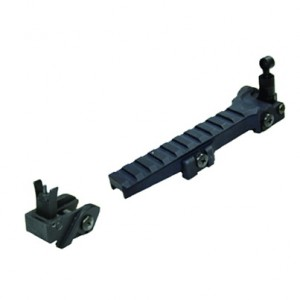 Long Rail & Flip Up Sight Set For G36 (A252M)