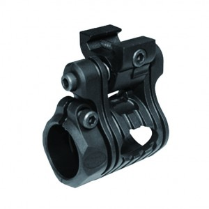 Laser / Flash Light 22.5mm Diameter Mount (A380P)