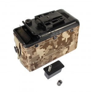 Box Mag For M249 AOR1 (P252P-D)