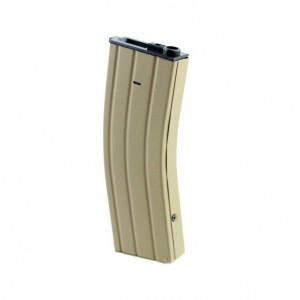 470 Rounds Hi-Cap Magazine for M4, M16 series (P462M)