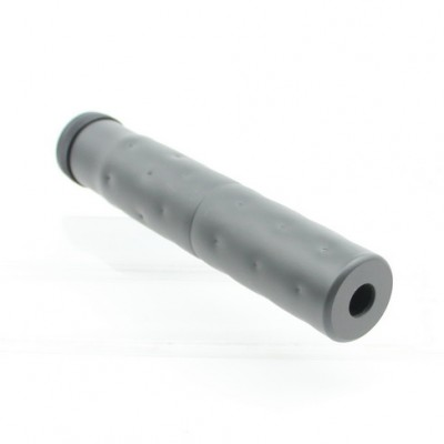 Socom MK23 Silencer 14mm CCW Metal Grey (A033M-GY)