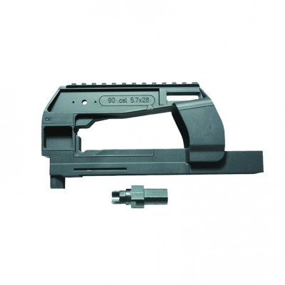 Metal Upper Receiver With Rails For P90 (A299M)