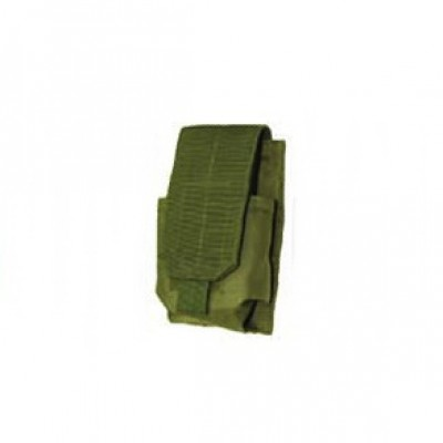 M4/M16 Single Magazine Pouch x1 Khakis(E020-K)