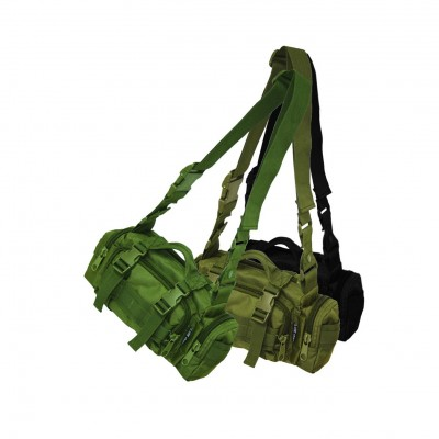 Regular Medical Bag Khaki (E024-K)
