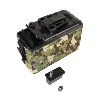 Box Mag For M249 AOR2 (P252P-K)
