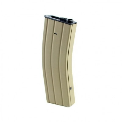 400 Rounds Hi-Cap Magazine for M4, M16 series (P452M)